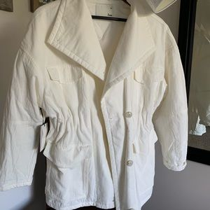 Aritzia Wilfred Free Jacket